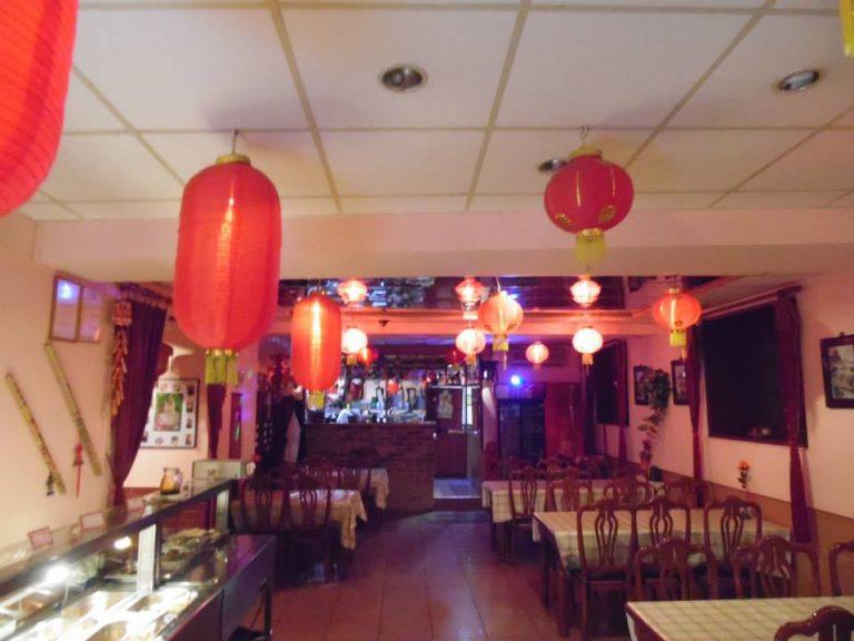 Kínai Nagy Fal Étterem, Szeged