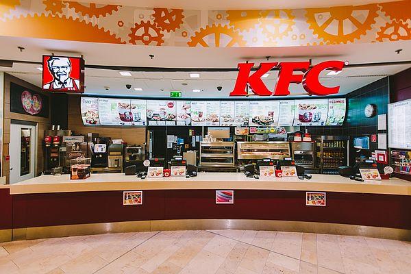 KFC étterem Szeged